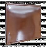 Табла емайлирана кафява 90x60 см