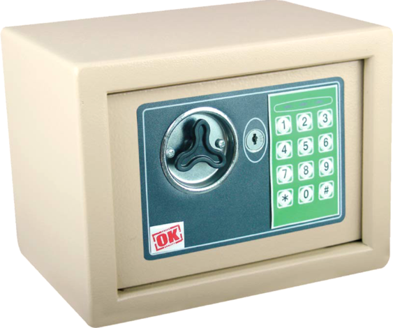 Мебелен трезор електр. SFT-17N