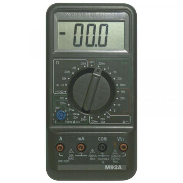Мултиметър М92А EMOS 1000V