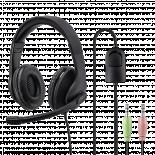 Слушалки с микрофон HAMA HS-P200