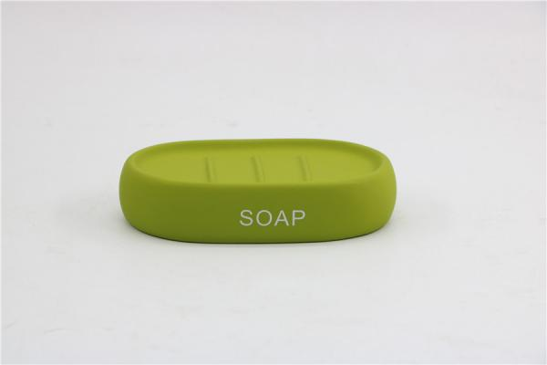 Поставка за сапун ЕЙДЪН зелена