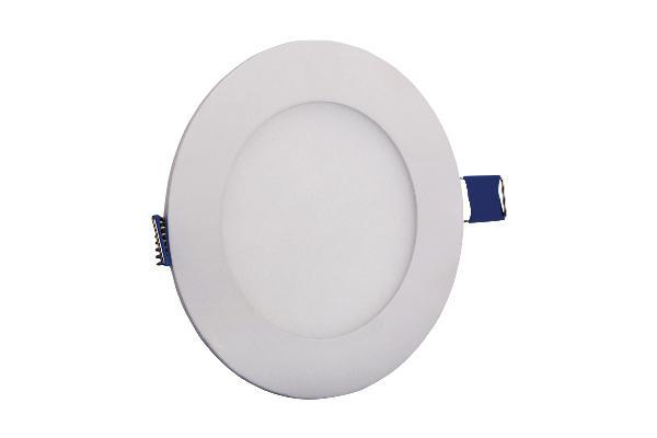 LED панел 24W 6000K кръг