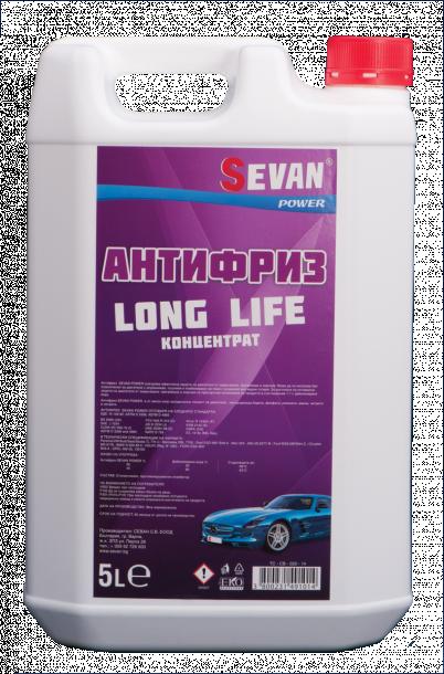 Антифриз Long Life -74°С 5л