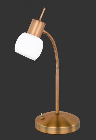 Настолна LED лампа 4.5W бронз