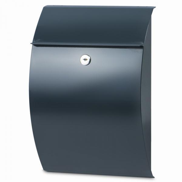 Пощенска кутия Capri антрацит