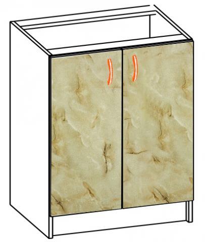 Долен шкаф Алина 80см