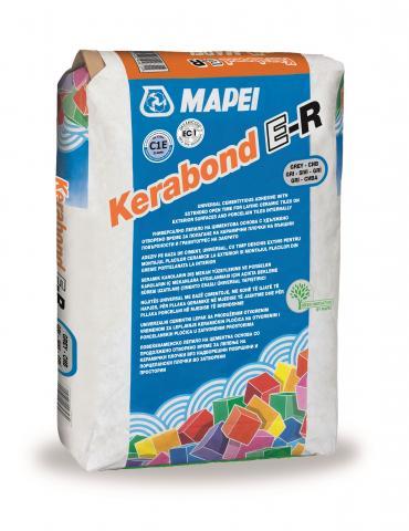 Лепило за плочки Mapei Kerabond E-R. Клас C1E, 25кг