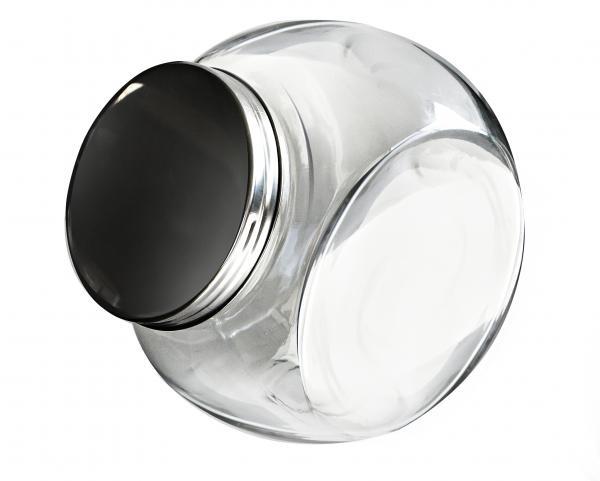 Буркан с винтов метален капак 2500ml