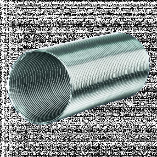 Гъвкав алуминиев въздуховод ALUVENT M 125/3