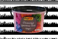 Цветна интериорна боя Profix 5кг, РОЗА