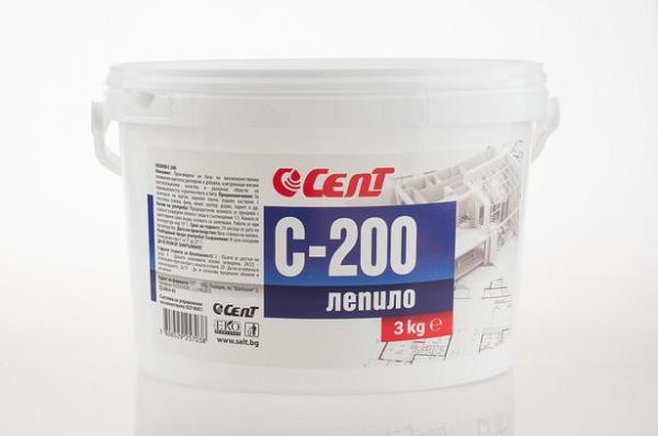 Лепило Селт С-200 0.2 кг