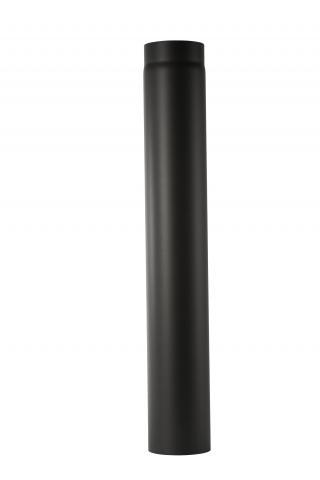 Димоотвод ф130 100см 2мм senotherm® UHT-HYDRO черен