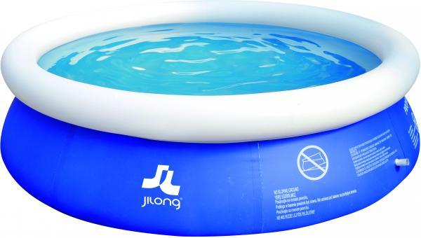 Надуваем басейн 240x63 см