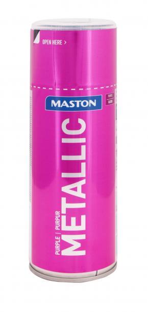 Спрей боя Maston 0.4л, пурпурен металик