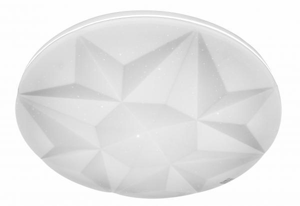 LED плафон CIRCON 60W Ф450 дим+нощен режим 3000K-6500K