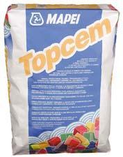 Mapei Topcem 20кг, цимент за бързосъхнещи замазки