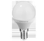 LED крушка  5W E14 топла 400ml