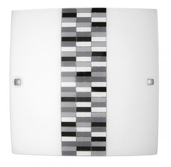Плафон Domino 30x30, E27/60 W