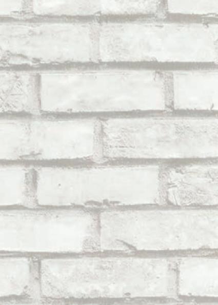 Фолио Fantasy brick white 45 х 200 см