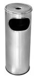 Пепелник хром 12 л, 58 х20.5 см