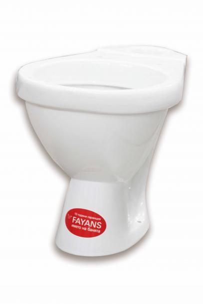 Тоалетна чиния Мира