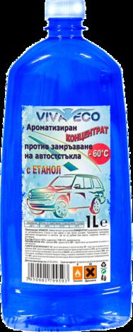 Зимна течност 1л, -60o етанол