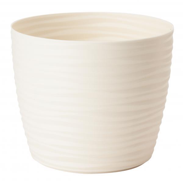 Кашпа Sahara 15 см крема