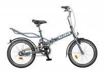 Велосипед Balkan 20'' сгъваем КОМФОРТ