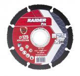 Карбиден мултидиск Raider 125x22.2mm