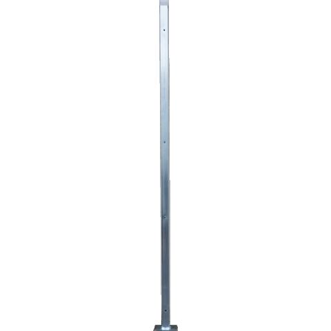 Ограден кол цинк 125 см