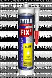 Монтажно лепило-уплътнител TYTAN PROFESSIONAL FIX2 CLEAR