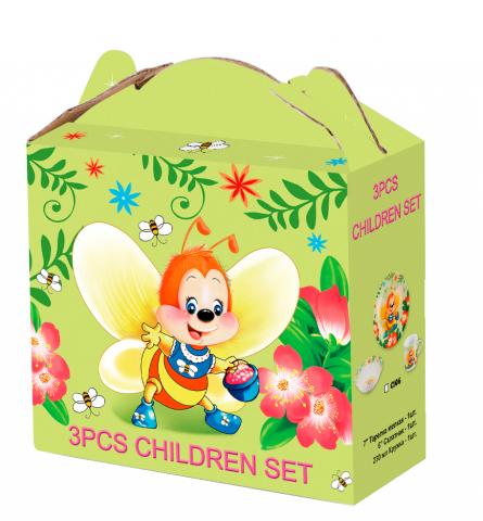 Детски сервиз Пчеличка