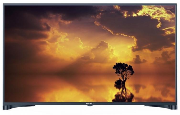 """Телевизор SUNNY 40"""" HD DVB-T2/S2 DLED TV"""