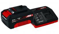 Комплект зарядно+ батерия 3.0Аh PXC Einhell
