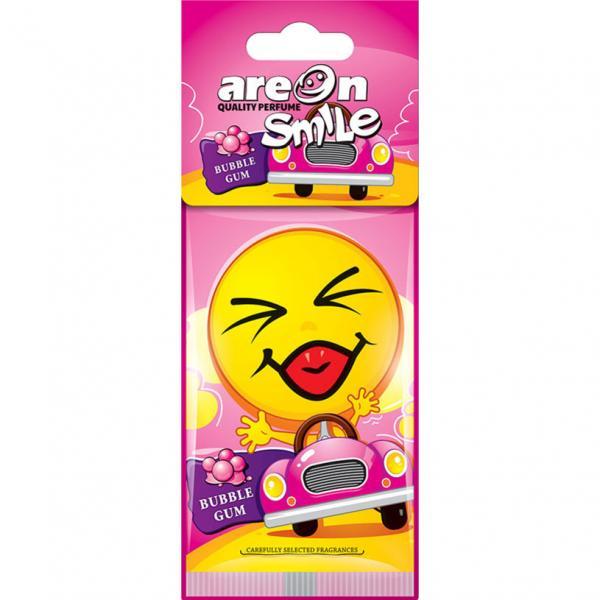 Усмивка Bubble Gum