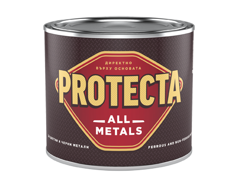 Protecta All 0.5л, мед