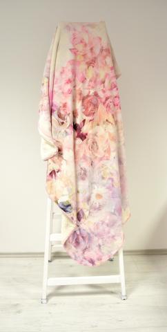 Одеяло DF печат 150/200 - цветя