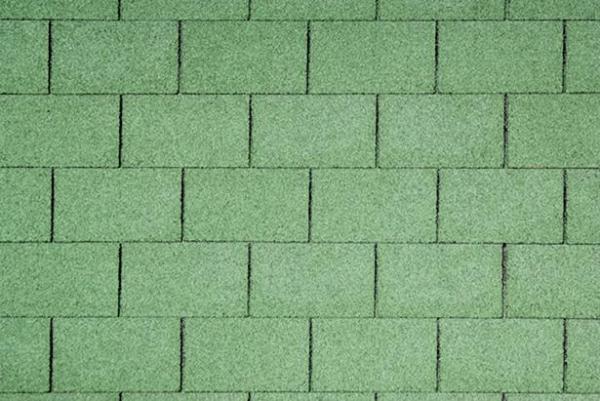 битумна керемида квадр. зелена