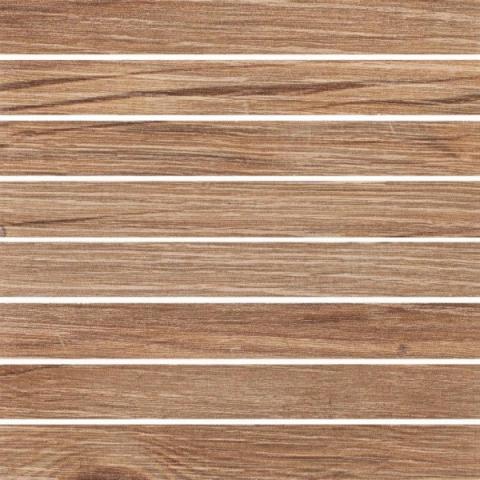 Мозайка Board brown 25x25 см