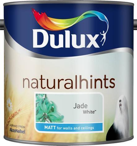 Интериорна боя DuluxMat 2.5 л, нефритено бяло