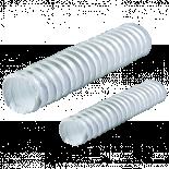 Гъвкав PVC въздуховод със спирала стоманена рамка