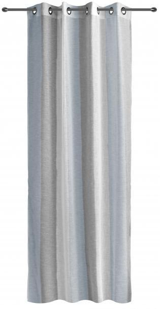 Готово перде Linen сив 140x250 см