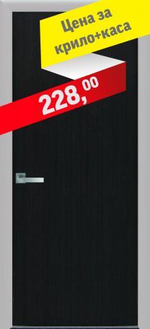 Крило за врата Венге 88/200 2