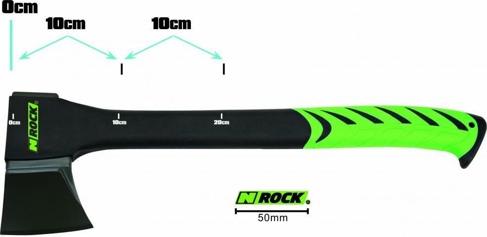 Брадва 45 см Nrock NR-45