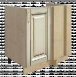 """Глух шкаф с една врата """"Ванила"""""""