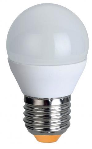 LED крушка Е27 6W малък балон 6400К 533lm