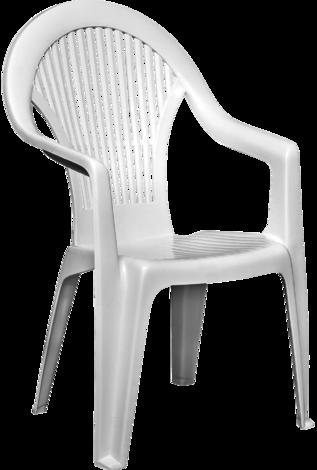 Пласт.стол VEGA,бял
