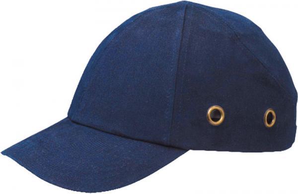 Противоудърна шапка синя DUIKER SAFETY CAP