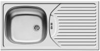 Кухненска мивка CA1 86х36