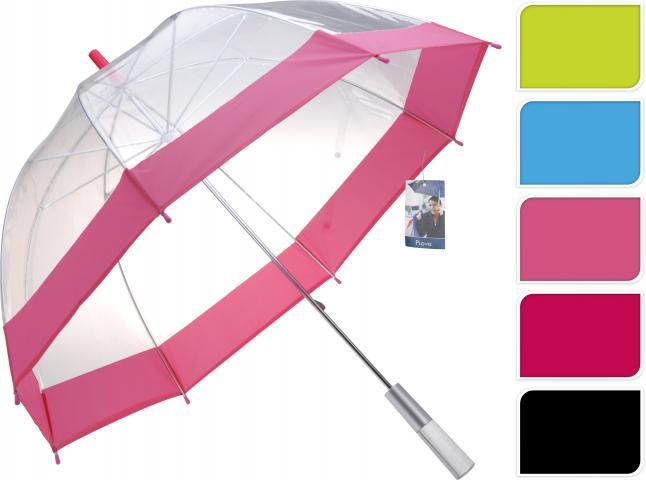 Чадър TRANPARENT 5 цвят